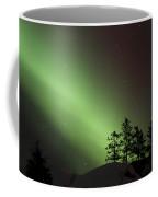 Northern Lights Disappear Coffee Mug