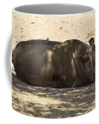 Northern White Rhinoceros - Ceratotherium Simum Cottoni Coffee Mug