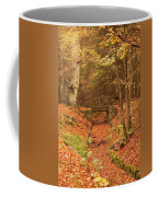 Northumberland, England  A Creek Coffee Mug
