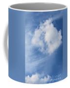 Northward Blowing Coffee Mug