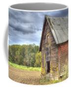 Northwest Barn Coffee Mug by Jean Noren