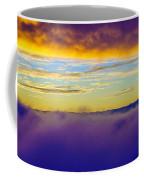 Northwest Sunrise Cloudscape Coffee Mug