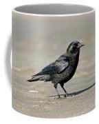 Northwestern Crow Coffee Mug