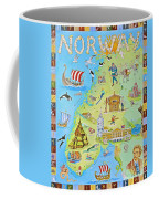 Land Of The Midnight Sun        Coffee Mug