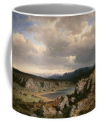 Norwegian Highlands Coffee Mug