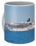 Norwegian Jade Cruise Ship Corfu Coffee Mug