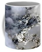 Norwegian Mountains From On High Coffee Mug