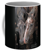 Nose To Nose Coffee Mug
