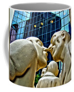 Nose To Nose In Montreal Coffee Mug