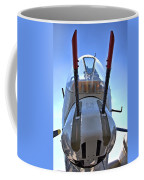 Nose Turret Coffee Mug