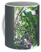 Nosy Komba Banana Palm Coffee Mug