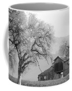 Not Much Time Left Bw Coffee Mug