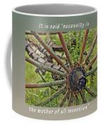 Not Older Than Dirt Birthday Card Coffee Mug