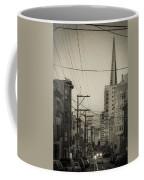 Not So Old San Francisco Coffee Mug