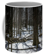 Not Spring Yet Coffee Mug