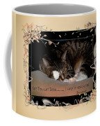 Not Tonight Dear... - Featured In Comfortable Art Group Coffee Mug