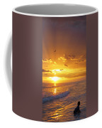 Not Yet - Sunset Art By Sharon Cummings Coffee Mug