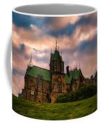 Not Your Regular Mansion Coffee Mug