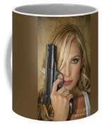 Nothing To Fear Coffee Mug by Evelina Kremsdorf