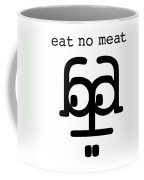 Nothing With A Face Coffee Mug