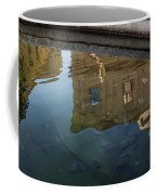 Noto's Sicilian Baroque Architecture Reflected Coffee Mug