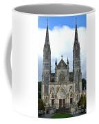 Notre Dame De Montligeon Basilica Coffee Mug by Olivier Le Queinec