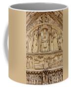 Notre Dame Detail Coffee Mug