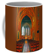Notre Dame Of Luxembourg Coffee Mug