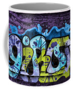 Nouveau Graffiti Coffee Mug