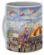 Novelties At The Carnival Coffee Mug