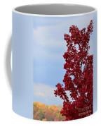 November Red Coffee Mug