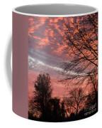 November Sunset Coffee Mug