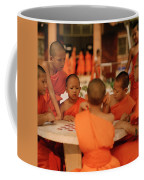 Novice Monks Coffee Mug
