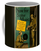 Now For Some Music Coffee Mug