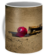 Now Pitching For The Phillies Coffee Mug