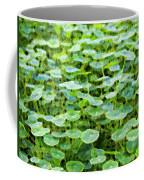 Nuanced Nasturtium Coffee Mug