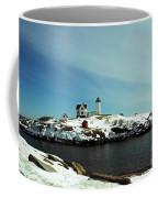 Nubble Lighthouse 3 Coffee Mug
