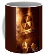 Nuclear Disaster Coffee Mug by Olivier Le Queinec