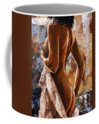 Nude 07 Coffee Mug by Emerico Imre Toth