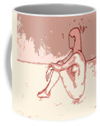 Nude 27 Coffee Mug