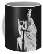 Nude As Ancient Lyrist Coffee Mug