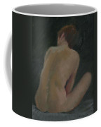 Nude Back Coffee Mug