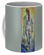 Nude Brunet Coffee Mug