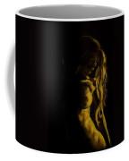 Nude - Chiaroscuro Coffee Mug