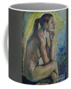 Nude Eva 2 Coffee Mug