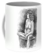 Nude Female Sketches 2 Coffee Mug