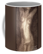 Nude Female Torso Drawings 5 Coffee Mug