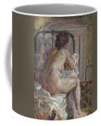 Nude On A Bed, C.1914 Coffee Mug