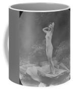 Nude Outdoors, 19th Ct Coffee Mug