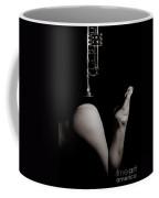 Nude Trumpet Coffee Mug